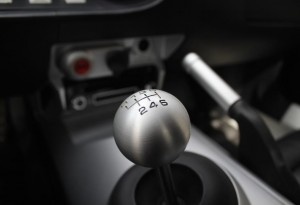 Ford GT 6-speed manual