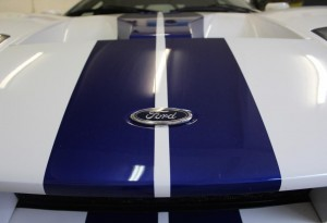 Ford GT Racing Stripes