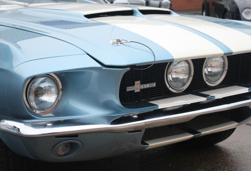 Shelby GT500 Fastback (LHD)