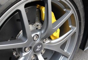 Ferrari 599 GTO wheels