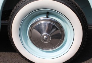 Fiat 500 Jolly wheels