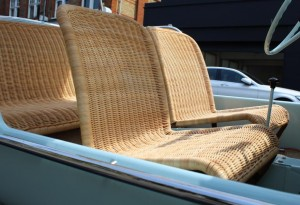 Fiat 500 Jolly for interior