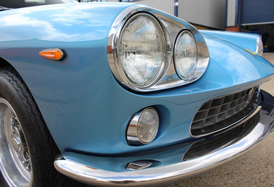 Ferrari 330 GT quad-headlight