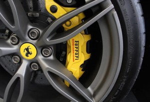 5 spoke Ferrari wheels