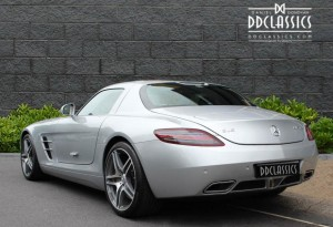 Mercedes SLS AMG for sale in London