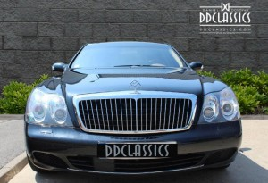 Luxury car Maybach for sale