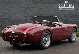 1956 AC Ace Bristol 289 V8 Cobra Roadster for sale in London (LHD)