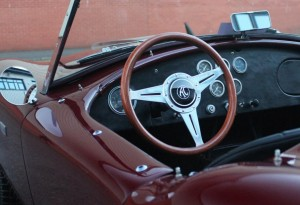 ac ace bristol steering wheel