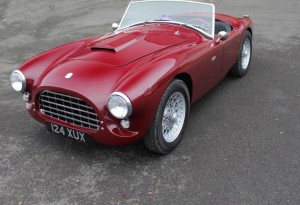 ac ace bristol roadster 289 v8 cobra for sale at DD Classics