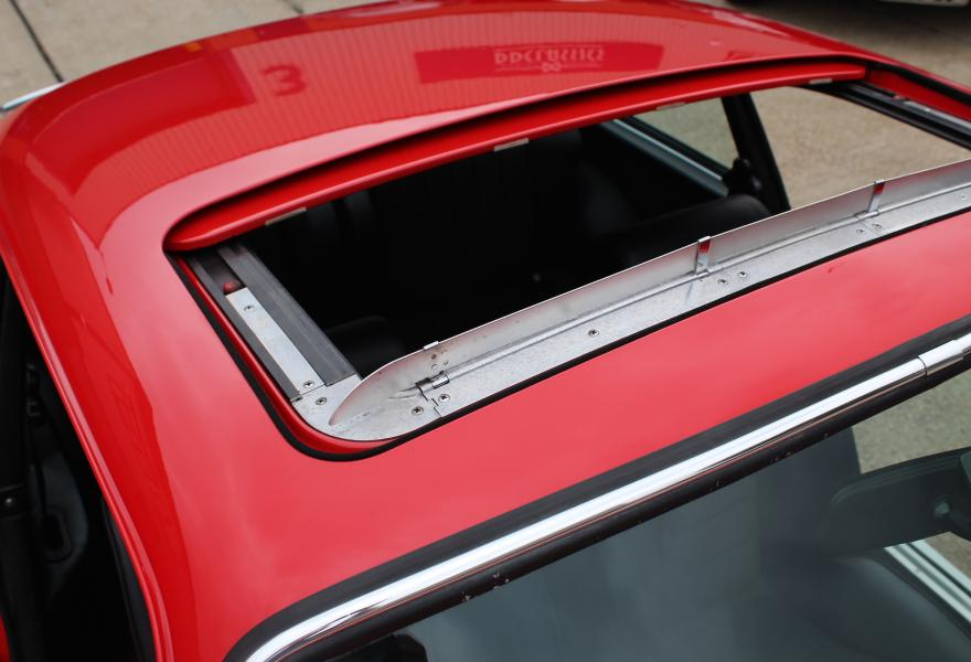 911S electric sunroof