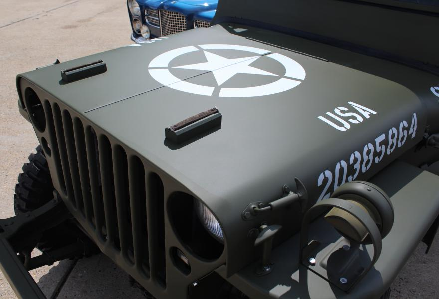 1943 willys jeep