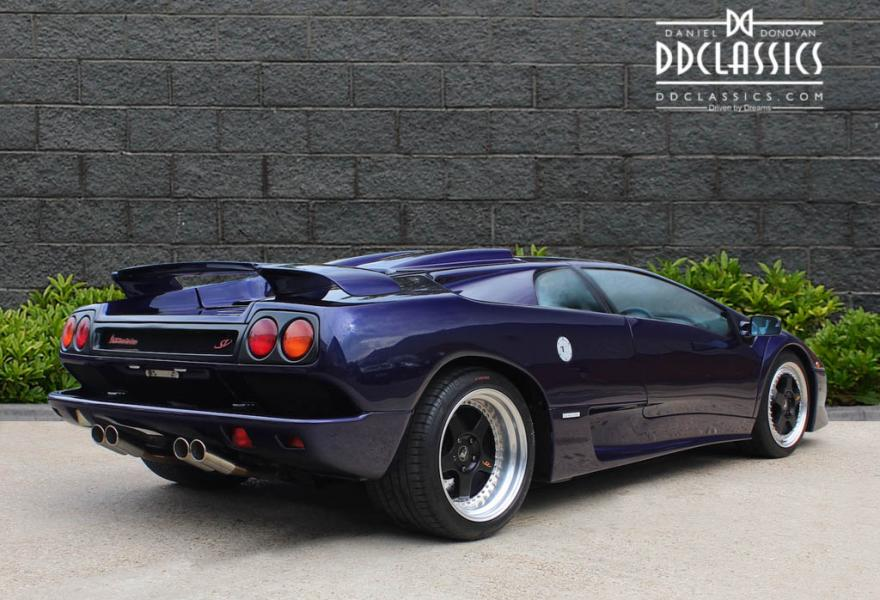 lamborghini diablo for sale uk