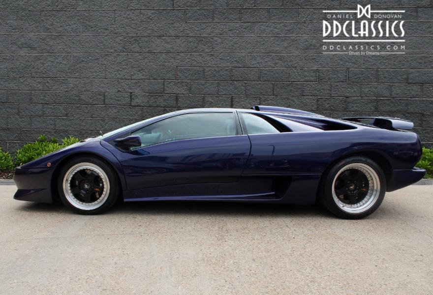 Used Lamborghini Diablo cars for sale with PistonHeads
