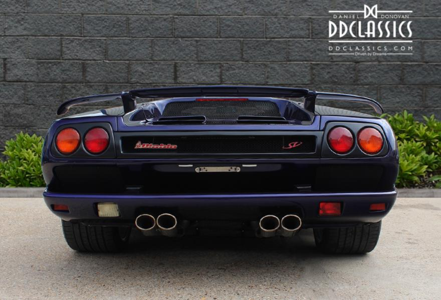 Lamborghini DIABLO for Sale on Car and Classic UK