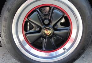 porsche 911 speedster wheels for sale