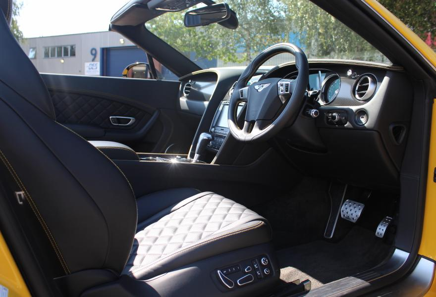 right hand drive Used Bentley continental gt s v8 auto uk