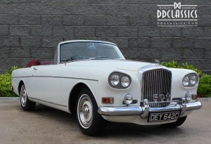 right hand drive bentley s3 continental for sale UK