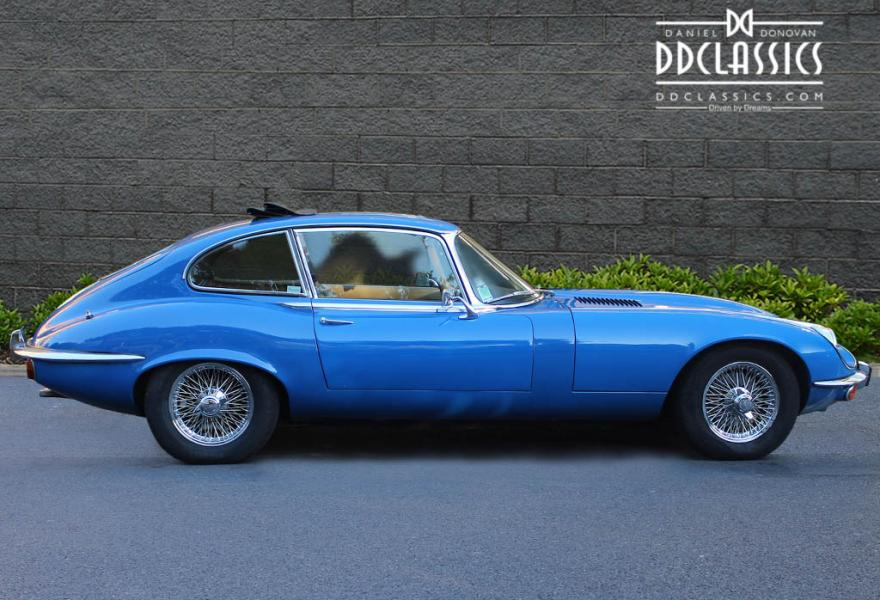 series 3 jaguar e-type for sale
