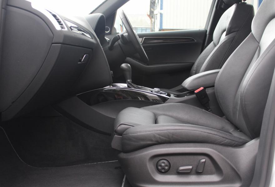 audi q5 interior colours