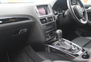 audi q5 tiptronic price UK