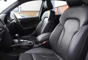 premium nappa leather interior audi q5 for sale UK