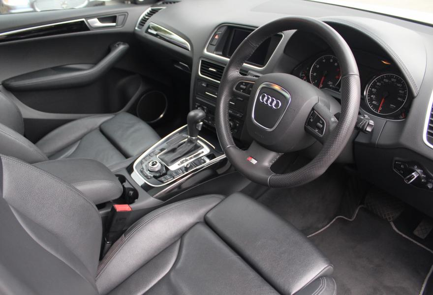 used audi q5 tfsi s-line plus quattro for sale
