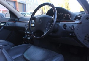 used mercedes s500 for sale in london