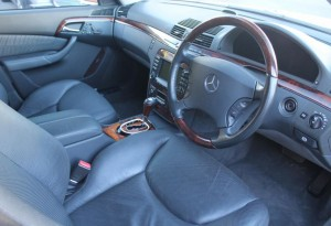 low mileage mercedes s-class for sale UK