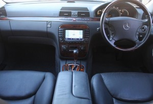 mercedes s-class for sale UK