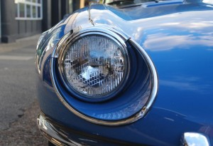 Jaguar E-Type Series III V12 Coupé headlights