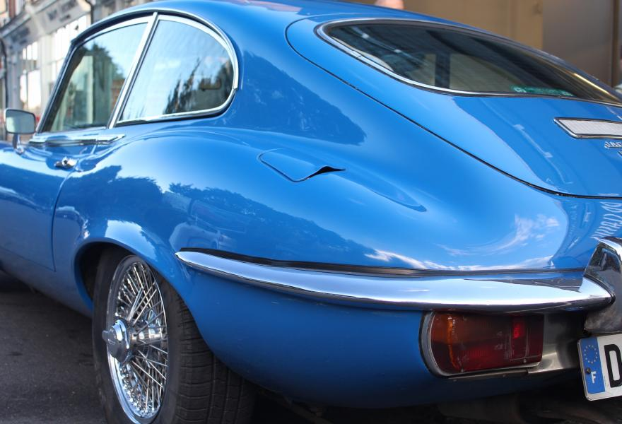jaguar e-type price UK