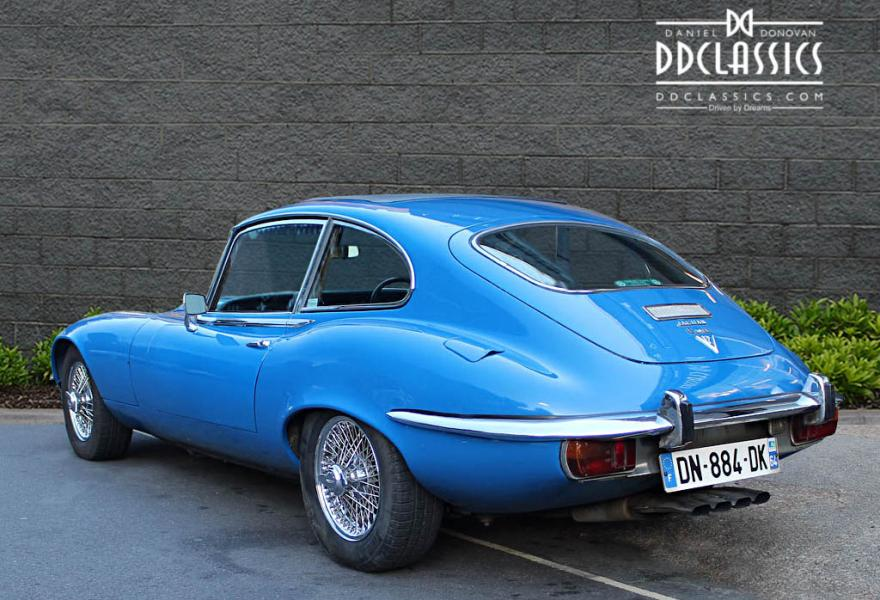 classic jaguar e-type for sale Uk