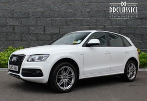 2012 second hand audi q5 s-line quattro for sale only one owner from new low mileage
