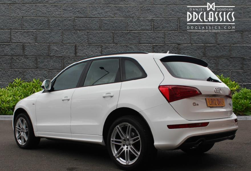 Used Audi Q5 cars for sale with PistonHeads