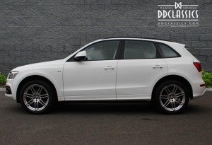 white audi q5 quattro for sale in London