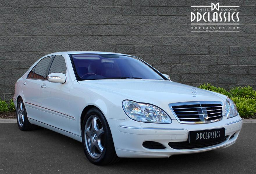 automatic mercedes-benz s500 for sale near me