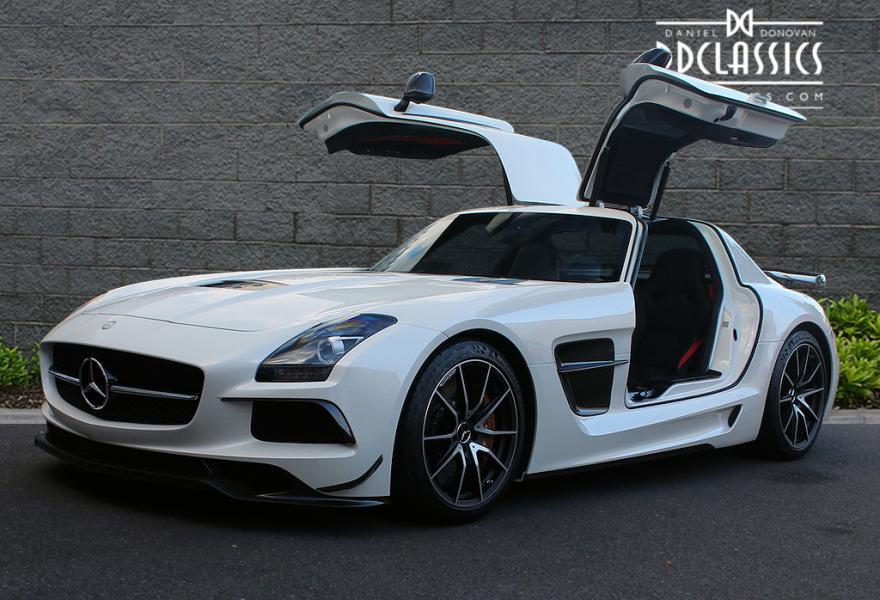 Mercedes Benz Sls Amg For Sale >> Mercedes Sls Amg Black Series Rhd