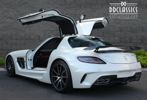 Used Mercedes-Benz SLS cars for sale with PistonHeads