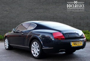 2004 Bentley Continental GT Auto (RHD) for sale in London