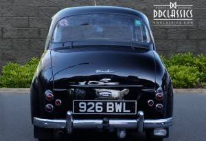black austin A35 for sale