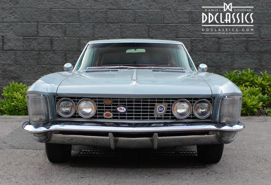 bruick riviera muscle car for sale