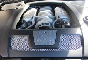 6.75 litre bentley engine