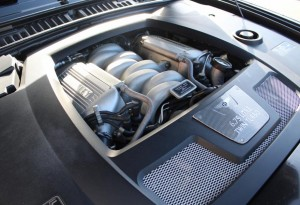 bentley azure engine size