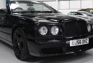 how much is a bentley azure