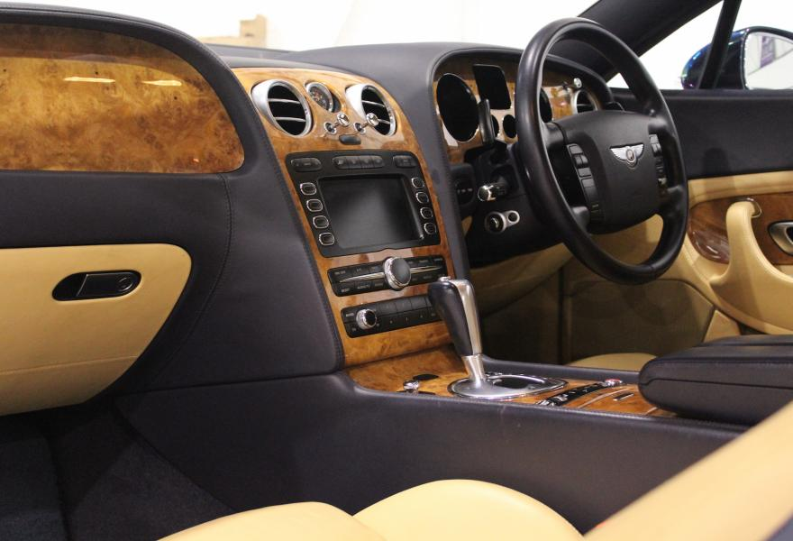 rhd drive bentley continental for sale
