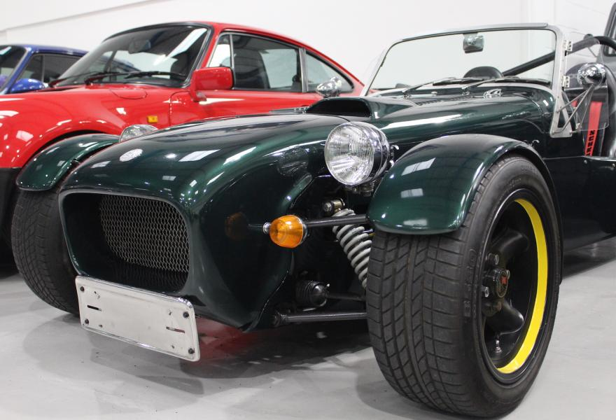 left hand drive lotus seven for sale