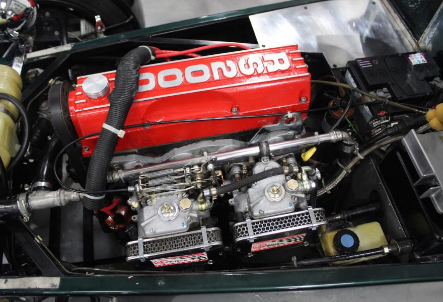 lotus seven engine