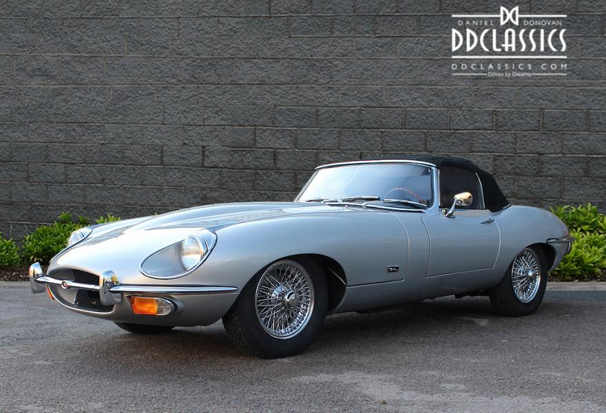 Jaguar E Type for Sale | Classic Cars for Sale UK