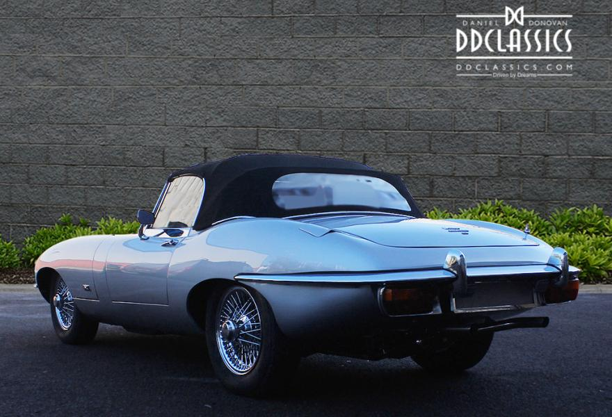 Jaguar E-type - Classic cars for sale | Classifieds | Classic & Sports Car