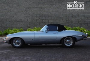 Used Jaguar E Type cars for sale with PistonHeads